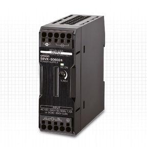 Omron S8VK-S Push-in plus sorkapcsos tápegység