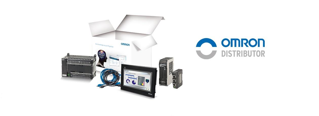 Omron PLC és érintőképernyős terminál csomag akció!